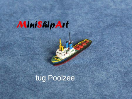 minishipart Harry Piel scale 1/1250